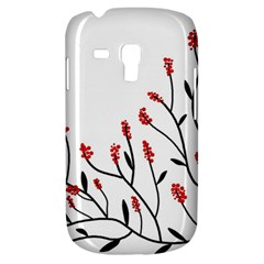Elegant tree Samsung Galaxy S3 MINI I8190 Hardshell Case