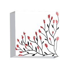 Elegant tree 4 x 4  Acrylic Photo Blocks