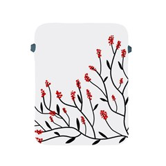 Elegant tree Apple iPad 2/3/4 Protective Soft Cases
