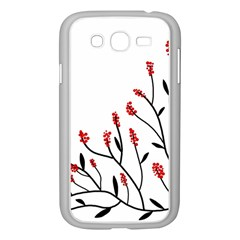 Elegant tree Samsung Galaxy Grand DUOS I9082 Case (White)