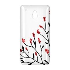 Elegant tree HTC One Mini (601e) M4 Hardshell Case