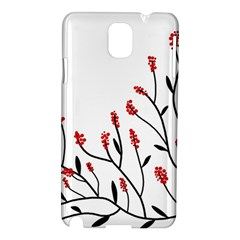 Elegant tree Samsung Galaxy Note 3 N9005 Hardshell Case