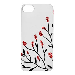 Elegant tree Apple iPhone 5S/ SE Hardshell Case