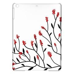 Elegant tree iPad Air Hardshell Cases