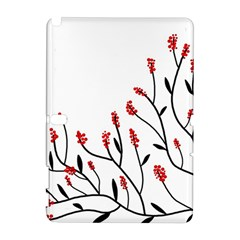 Elegant tree Samsung Galaxy Note 10.1 (P600) Hardshell Case