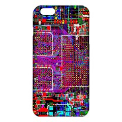 Technology Circuit Board Layout Pattern iPhone 6 Plus/6S Plus TPU Case