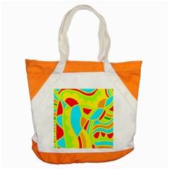 Colorful decor Accent Tote Bag