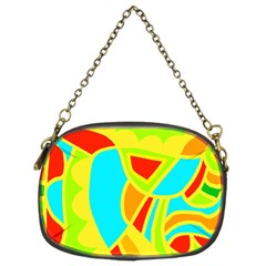 Colorful decor Chain Purses (Two Sides)