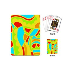 Colorful decor Playing Cards (Mini)