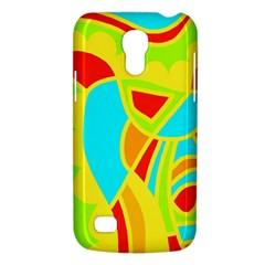 Colorful decor Galaxy S4 Mini