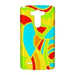 Colorful decor LG G3 Hardshell Case