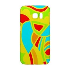 Colorful decor Galaxy S6 Edge