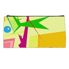 Colorful abstract art Pencil Cases