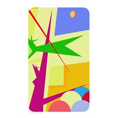 Colorful abstract art Memory Card Reader