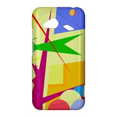 Colorful abstract art HTC Droid Incredible 4G LTE Hardshell Case