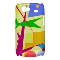 Colorful abstract art Samsung Galaxy Nexus S i9020 Hardshell Case