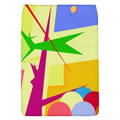Colorful abstract art Flap Covers (S)