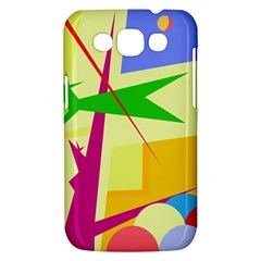 Colorful abstract art Samsung Galaxy Win I8550 Hardshell Case