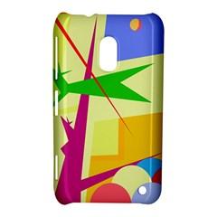 Colorful abstract art Nokia Lumia 620