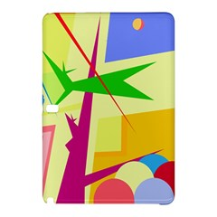 Colorful abstract art Samsung Galaxy Tab Pro 10.1 Hardshell Case