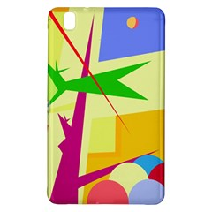 Colorful abstract art Samsung Galaxy Tab Pro 8.4 Hardshell Case