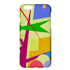 Colorful abstract art Apple iPhone 6 Plus/6S Plus Hardshell Case