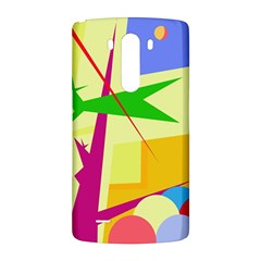 Colorful abstract art LG G3 Back Case