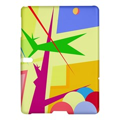 Colorful abstract art Samsung Galaxy Tab S (10.5 ) Hardshell Case