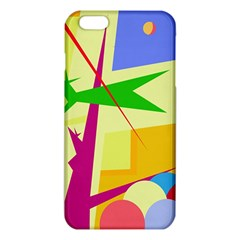 Colorful abstract art iPhone 6 Plus/6S Plus TPU Case