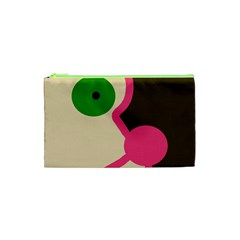 Dog face Cosmetic Bag (XS)