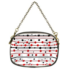 Dots and lines Chain Purses (Two Sides)