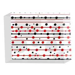 Dots and lines 5 x 7  Acrylic Photo Blocks
