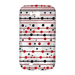 Dots and lines Samsung Galaxy Grand GT-I9128 Hardshell Case