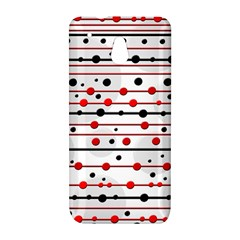 Dots and lines HTC One Mini (601e) M4 Hardshell Case