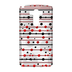 Dots and lines LG G3 Hardshell Case