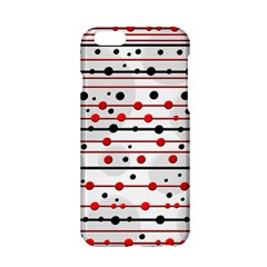Dots and lines Apple iPhone 6/6S Hardshell Case