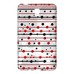 Dots and lines Samsung Galaxy Tab 4 (8 ) Hardshell Case