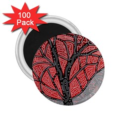 Decorative tree 1 2.25  Magnets (100 pack)