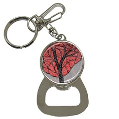 Decorative tree 1 Bottle Opener Key Chains