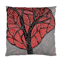 Decorative tree 1 Standard Cushion Case (Two Sides)