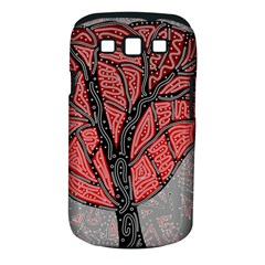 Decorative tree 1 Samsung Galaxy S III Classic Hardshell Case (PC+Silicone)