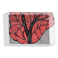 Decorative tree 1 4 x 6  Acrylic Photo Blocks