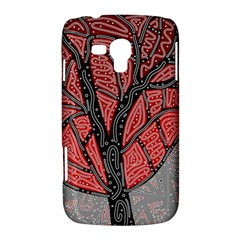Decorative tree 1 Samsung Galaxy Duos I8262 Hardshell Case