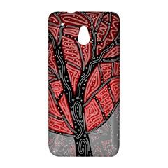 Decorative tree 1 HTC One Mini (601e) M4 Hardshell Case