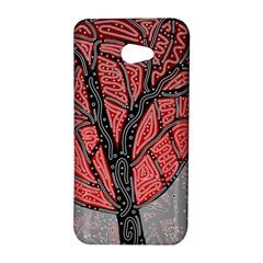 Decorative tree 1 HTC Butterfly S/HTC 9060 Hardshell Case