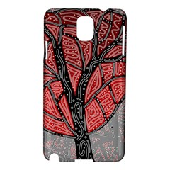 Decorative tree 1 Samsung Galaxy Note 3 N9005 Hardshell Case