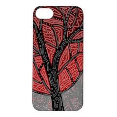 Decorative tree 1 Apple iPhone 5S/ SE Hardshell Case