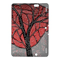 Decorative tree 1 Kindle Fire HDX 8.9  Hardshell Case