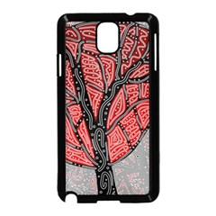 Decorative tree 1 Samsung Galaxy Note 3 Neo Hardshell Case (Black)