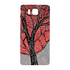 Decorative tree 1 Samsung Galaxy Alpha Hardshell Back Case